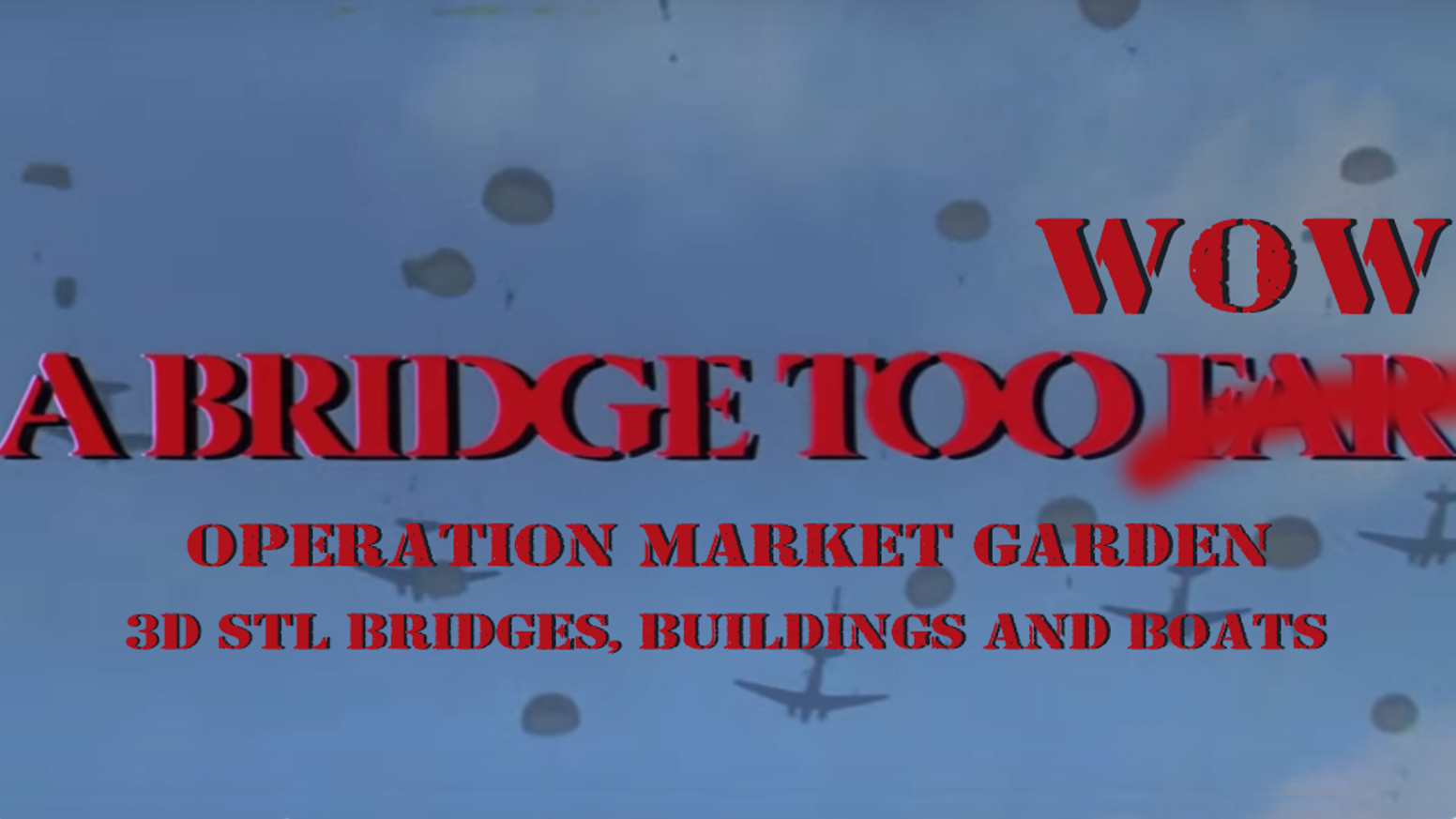 WOW KS Operation Market Garden with sellers licence