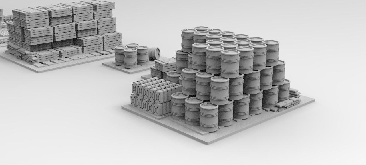 Fuel Dump Set 1