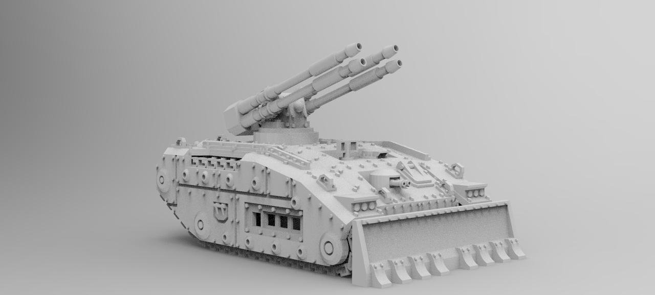 Raptor Anti Air Tank