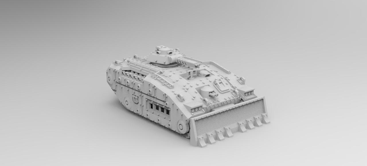 Raptor Auto Cannon Tank