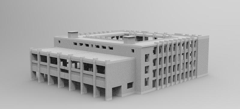Pripyat School Block